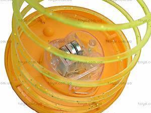 Набор пружин «Радуга» со световым эффектом, MCS6313, игрушки