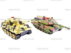 Набор радиоуправляемых танков, RD360RUS, отзывы