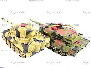Набор радиоуправляемых танков, RD360RUS, игрушки