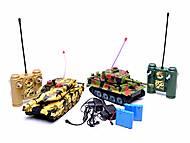 Набор радиоуправляемых танков для танковых боев, RD360