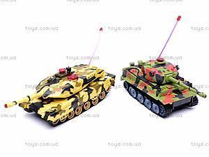 Набор радиоуправляемых танков для танковых боев, RD360, фото