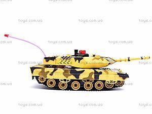 Набор радиоуправляемых танков для танковых боев, RD360, детские игрушки