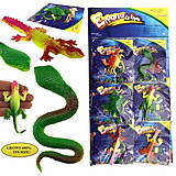 Набор растущих игрушек «Земноводные» 6 штук, PR1382, фото