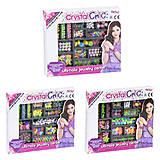 """Набор разноцветных бусин """"Crystal Chic"""", 338-180/338-1, отзывы"""