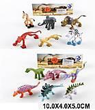 Набор разных животных и динозавров, 88812, фото