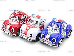 Набор ретро-машин «Служебные», 139-2, детские игрушки