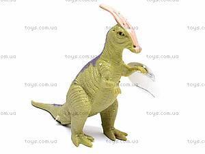 Игрушечный резиновый динозавр, 7210, купить