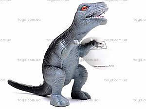 Игрушечный резиновый динозавр, 7210, отзывы
