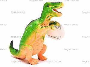 Игрушечный резиновый динозавр, 7210, цена