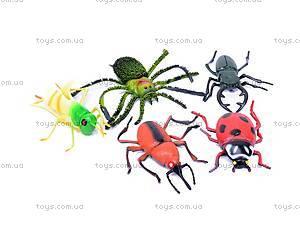 Набор резиновых насекомых, HB98146
