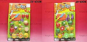 Набор «Резка овощей и фруктов», 09018B-C