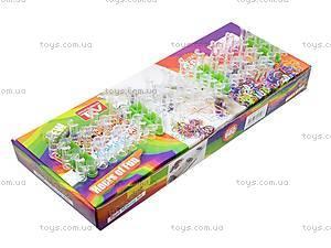 Набор резинок для плетения, 600 штук, HB011987PP-6, детский