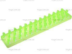 Набор резинок для плетения в кейсе, 2200 штук, DU1409-3, купить