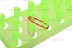 Набор резинок для плетения в кейсе, 2200 штук, DU1409-3, фото