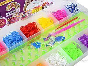 Набор резинок для плетения в кейсе, 2200 штук, DU1409-3, отзывы