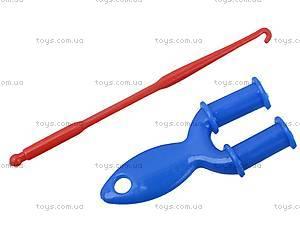 Набор резинок для плетения в кейсе, 2200 штук, DU1409-3, магазин игрушек