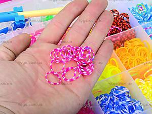 Большой набор резинок для плетения, 4200 штук, 2537-100, toys