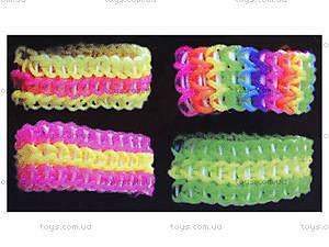 Набор резинок для плетения, 600 штук, HB011987PP-6, фото