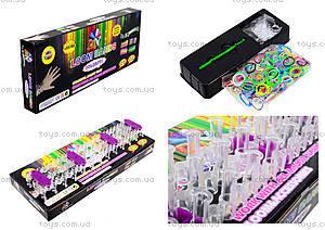 Набор резинок для плетения, 600 штук, HB011987PP-6