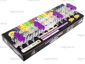 Набор резинок для плетения, 600 штук, HB011987PP-6, цена