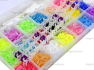 Набор резинок для плетения, в чемодане, S-J-B026, цена