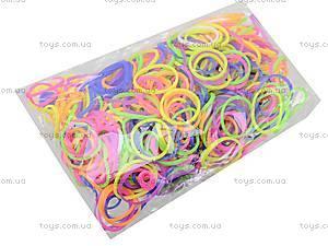 Набор резинок для плетения Rainbow Loom, 21014, детские игрушки