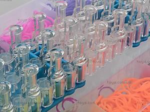 Набор резинок для плетения в коробке, , фото