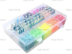 Набор резинок для плетения в коробке, , игрушки