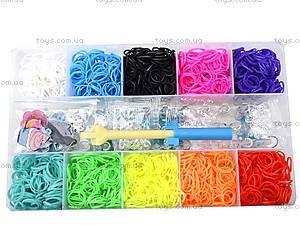 Набор резинок для плетения в коробке, , магазин игрушек