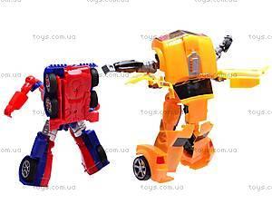Набор «Робот-трансформер» музыкальный, 8-33, фото