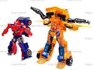 Набор «Робот-трансформер» музыкальный, 8-33, игрушки