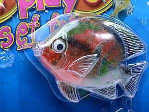 Набор «Рыбалка», 4 рыбки, 2688, купить