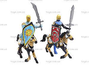 Детский игровой набор «Рыцари», 978-16, купить