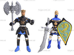 Набор рыцарей с оружием, 978-65, купить
