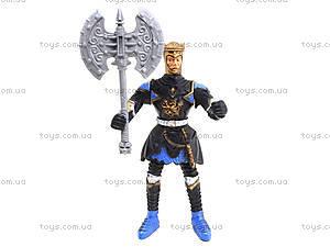 Набор рыцарей с оружием, 978-65, игрушки