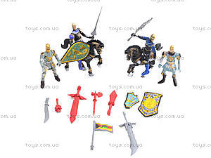 Игровой набор рыцарей, 978-75, купить