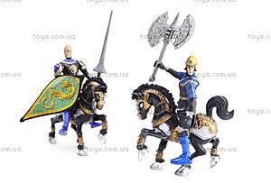 Игровой набор рыцарей, 978-75, цена
