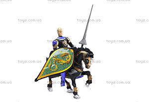 Игровой набор рыцарей, 978-75, игрушки