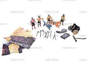 Набор рыцарей с аксессуарами, YT1001, цена