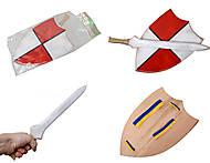 Игровой набор «Рыцарский со щитом», 171988, отзывы