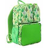Набор «Рюкзак с пеналом» зеленый Upixel Joyful kiddo, WY-A026Ja, отзывы