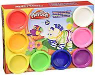 Набор с 8 баночек Play-Doh , A7923, отзывы