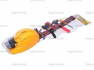 Набор с каской и инструментами, 5051-8, купить