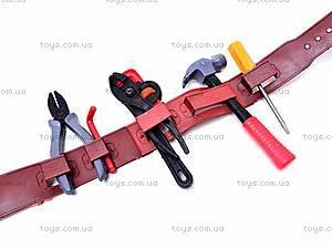 Набор с каской и инструментами, 5051-8, фото