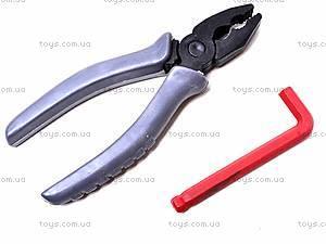 Набор с каской и инструментами, 5051-8, детские игрушки