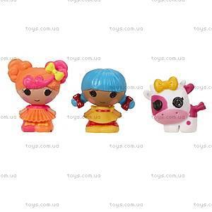 Набор с куклами-крошками Lalaloopsy «Карамелька и Сказочница», 534211
