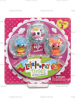 Набор с куклами-крошками Lalaloopsy «Карамелька и Сказочница», 534211, купить