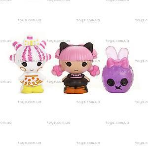Набор с куклами-крошками Lalaloopsy «Кэт и Акварелька», 534198