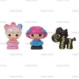 Набор с куклами-крошками Lalaloopsy «Мерцающая Фея и Парижанка», 534204