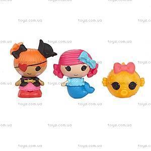 Набор с куклами-крошками Lalaloopsy «Русалочка и пиратка Пэгги», 531548
